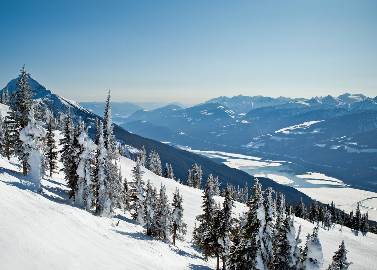 Revelstoke Heli and Cat Skiing
