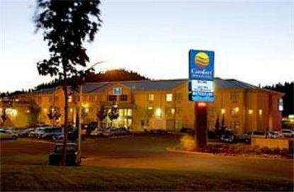 Comfort Inn And Suites Kamloops