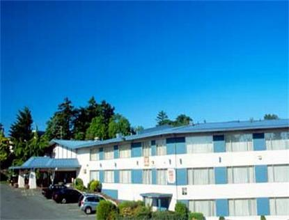 Howard Johnson Hotel   Nanaimo Harbourside