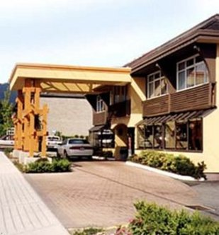 Best Western Capilano Inn And Suites
