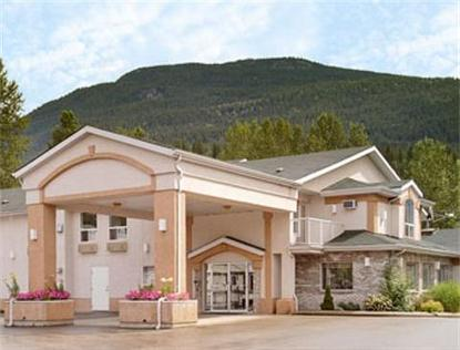 Super 8 Motel   Revelstoke