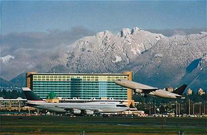The Fairmont Vancouver Airport