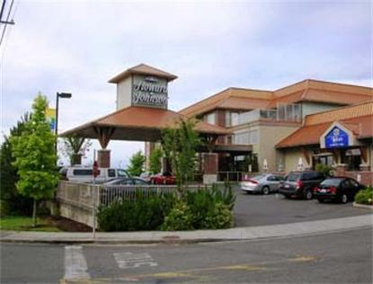 Howard Johnson Hotel   Victoria