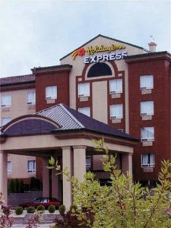 Holiday Inn Express Hotel & Suites Salmon Arm