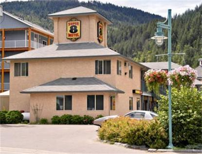 Super 8 Motel   Sicamous