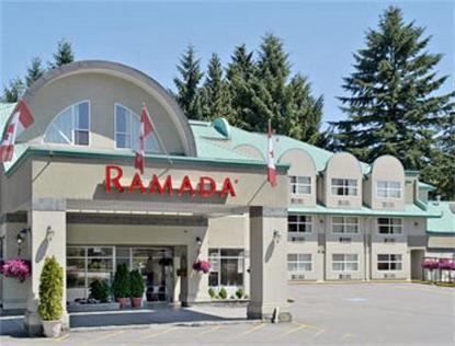 Ramada Hotel And Suites Surrey Guilford