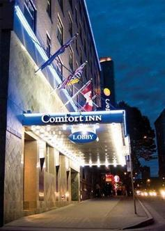 Restaurants Near Comfort Inn Downtown Vancouver Bc