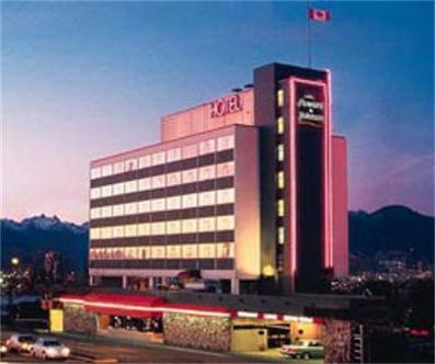 Howard johnson plaza vancouver vancouver deals see for City center motor hotel vancouver