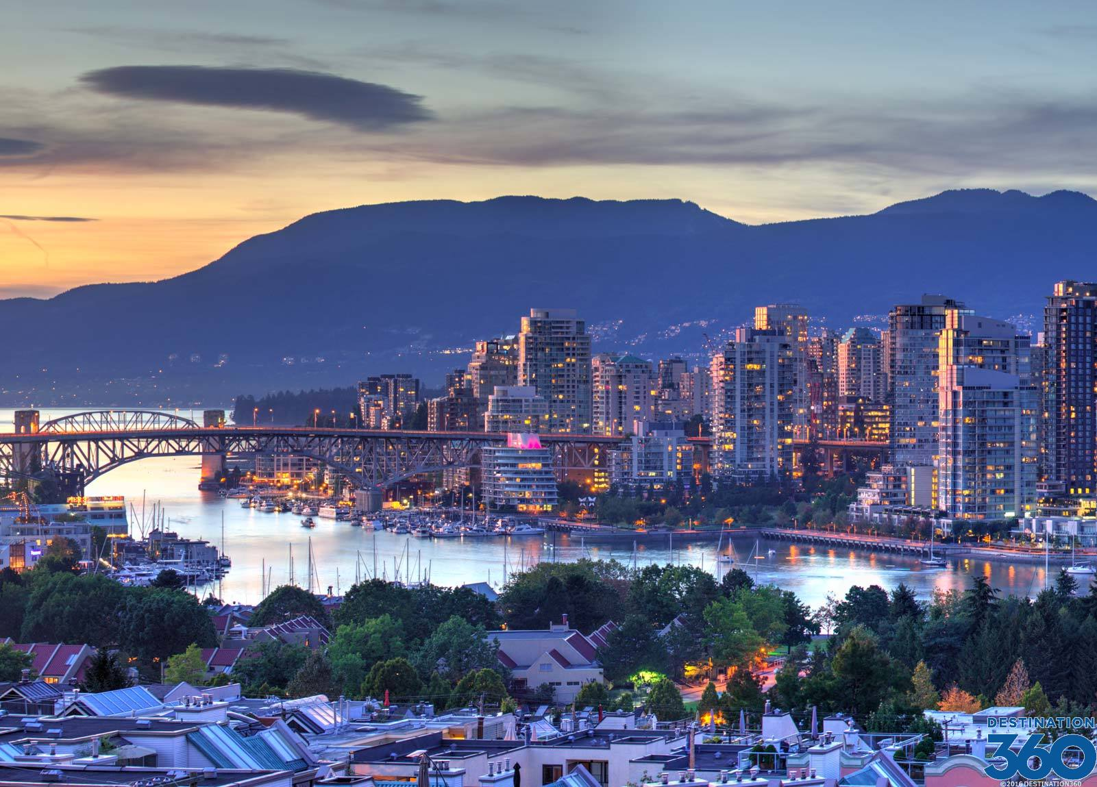 Vancouver Tourism - Vancouver BC Travel - Best Time to go