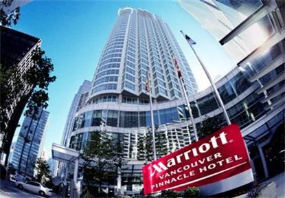Marriott Vancouver Pinnacle Downtown