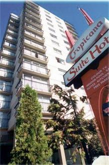 Tropicana Suites On Robson