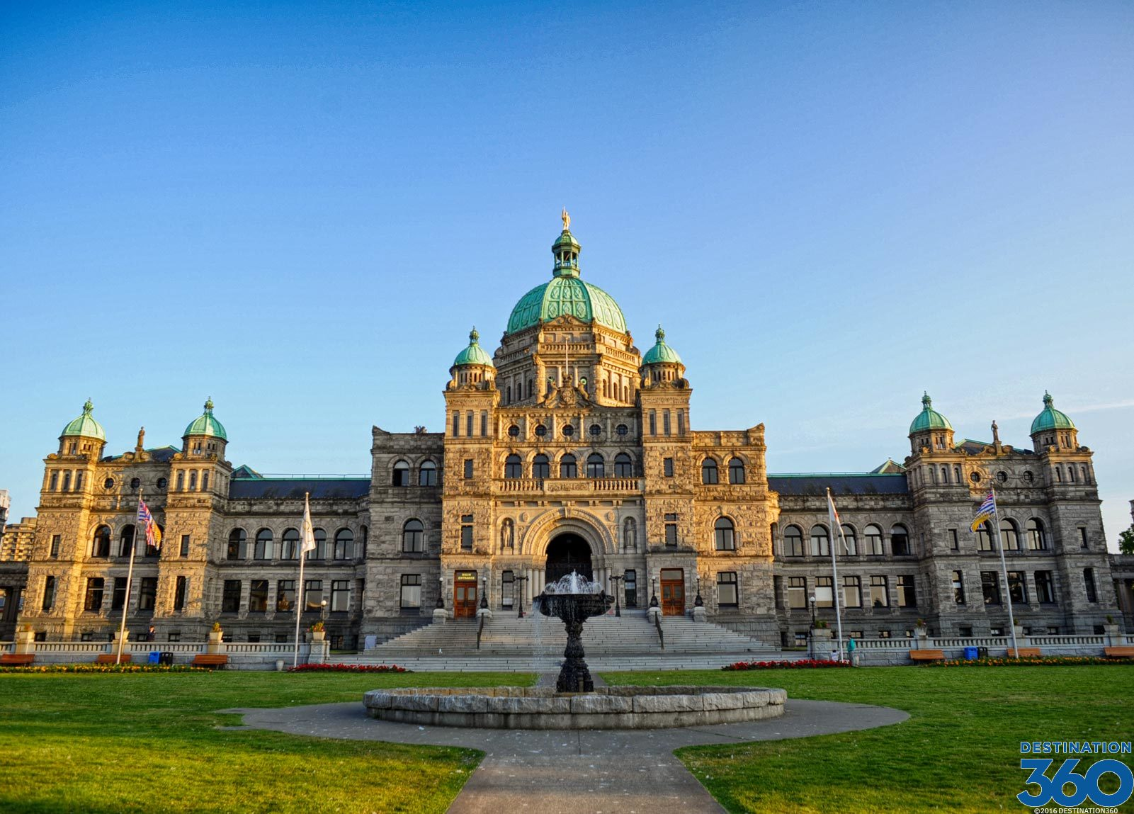 British Columbia Parliament Buildings Virtual Tour