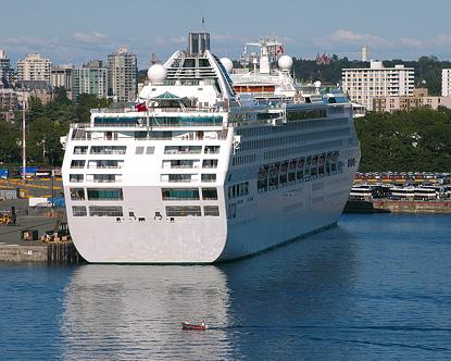 Victoria BC Cruises Cruise Terminal In Victoria BC Victoria - Victoria cruises