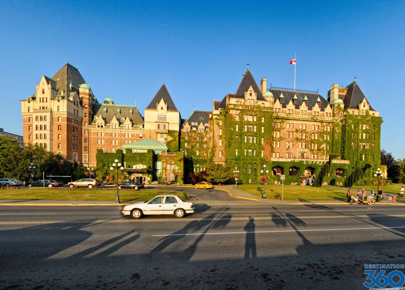 Victoria Canada Boutique Hotels