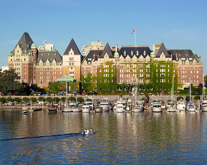 Victoria Inner Harbour Hotels
