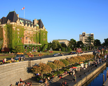 Hotels In Victoria Bc Near Inner Harbour