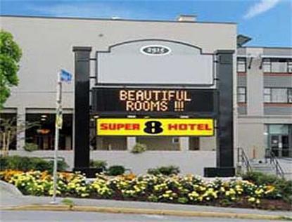 Super 8 Motel, Victoria, Bc