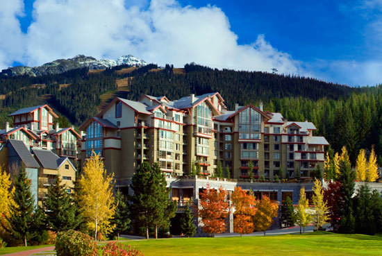 The Westin Resort & Spa At Whistler