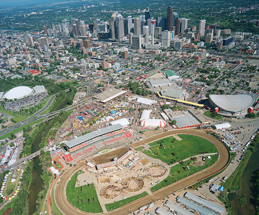 Calgary Stampede Dates