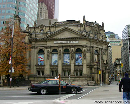 Toronto Hockey Hall of Fame