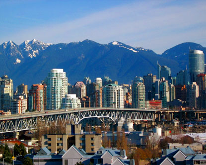 Vancouver BC - Vancouver Canada - Vancouver British Columbia