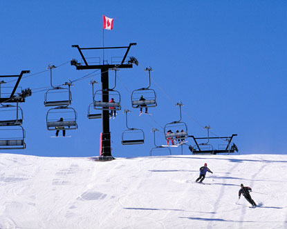 The Horseshoe Valley Resort is the first private equity owned ski club in