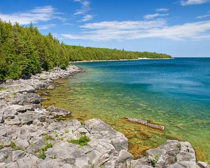 Lake Huron Canada