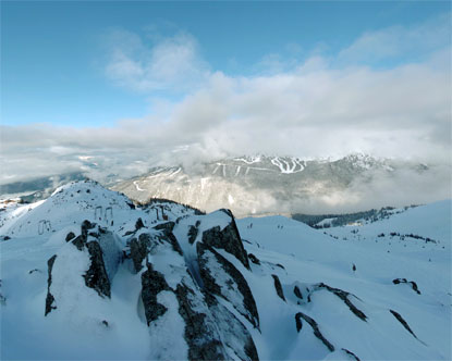 Little Whistler Peak Virtual Tour