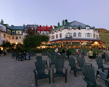 Mont Tremblant Hotels Virtual Tour