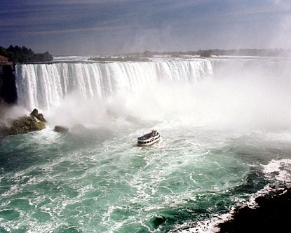 Niagara Falls Virtual Tour
