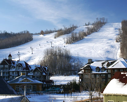 Ontario Ski Resorts - Ontario Ski Vacation - Skiing in