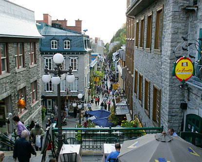 Quebec City Virtual Tour