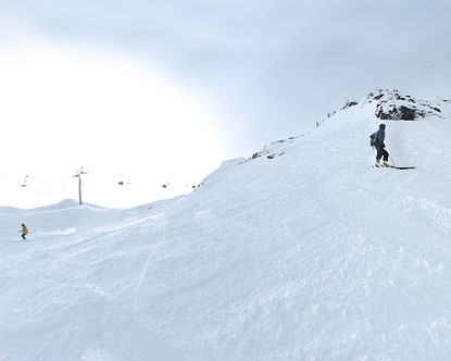 Whistler Bowl Virtual Tour