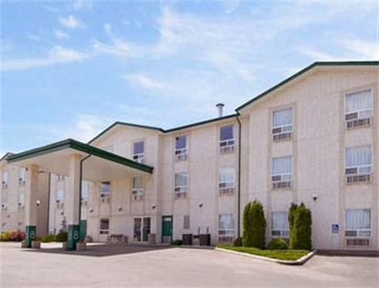 Super 8 Motel   Dauphin