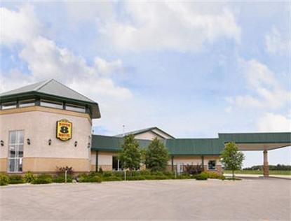 Super 8 Motel   Portage La Prairie