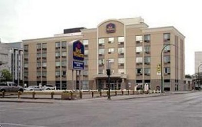 Best Western Charterhouse Hotel Downtown Winnipeg