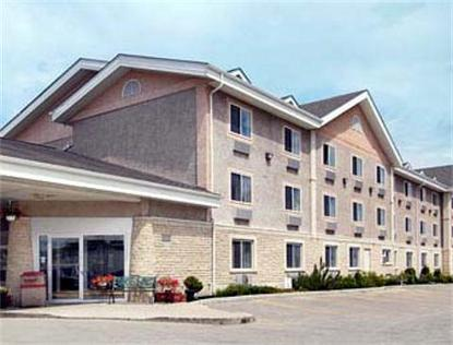 Super 8 Motel   Winnipeg West