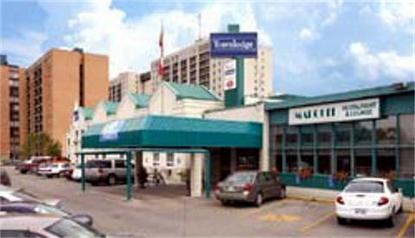 Winnipeg East Travelodge