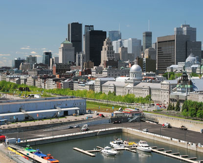 Montreal old port montreal waterfront saint lawrence river in montreal - Restaurants old port montreal ...