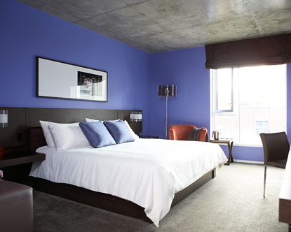 Montreal Romantic Hotels