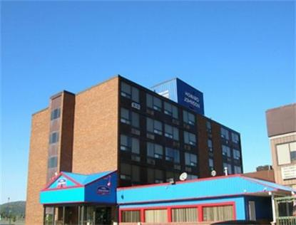 Howard Johnson Hotel   Campbellton