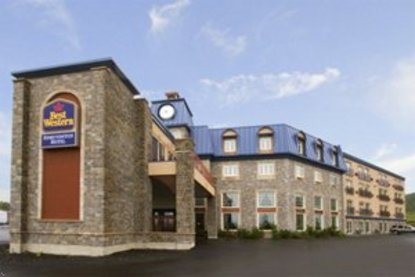 Best Western Edmundston Hotel