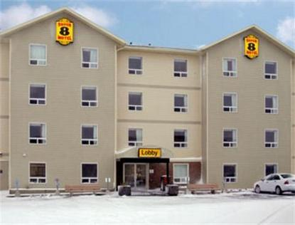 Super 8 Motel   Yellow Knife