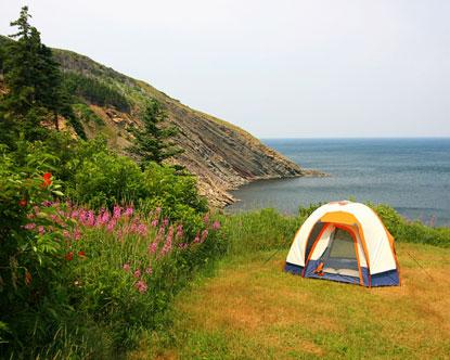 Nova Scotia Camping Camping Cabins In Nova Scotia