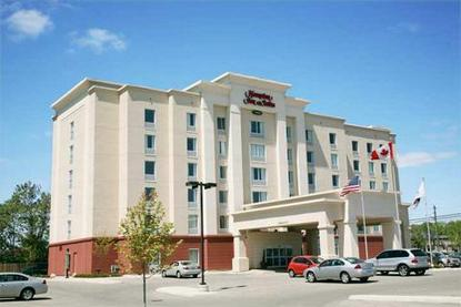 Hampton Inn & Suites Kitchener, Ontario Canada