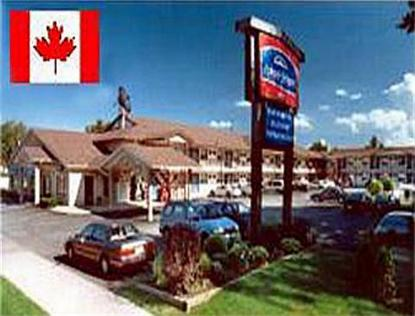 Howard Johnson Express Inn   Niagara Falls
