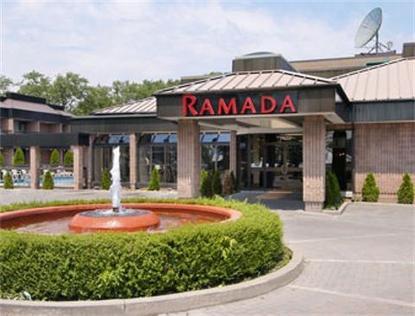 Ramada Coral Resort   Niagara Falls