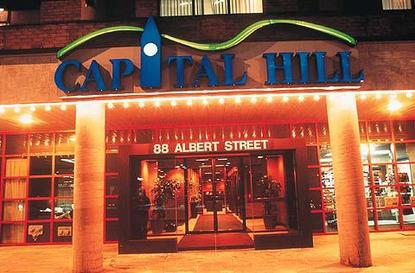 Capital Hill Hotel And Suites