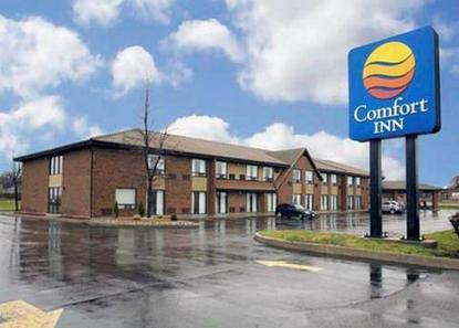Comfort Inn St. Thomas