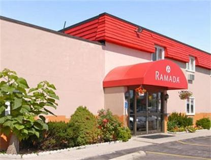 Ramada Inn St. Thomas